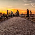 Prague_sunrise_(8099151633