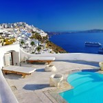luxury vacation – Santorini